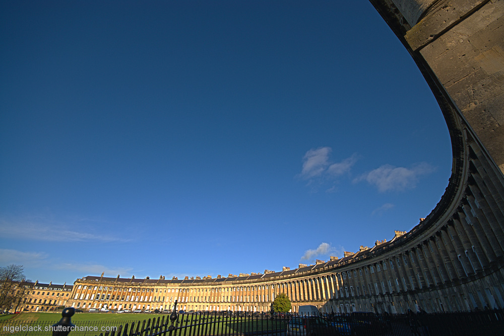 photoblog image The Royal Crescent